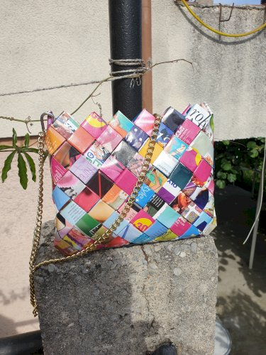 Šarena torba od papira
