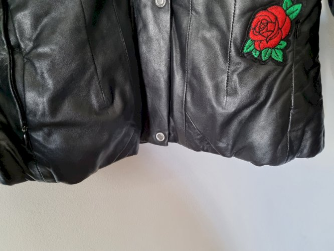 Henri Duvillard Degre 7 original kožna jakna