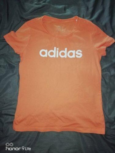 Original Adidas majica boja breskve