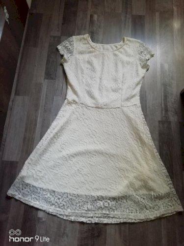 Diadema bijela haljina