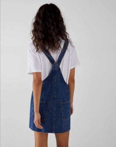 Bershka traper haljina