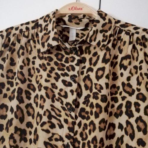 Leopard košulja XS