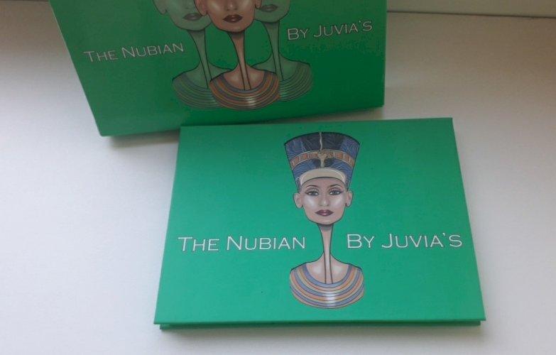 Juvias place  The Nubian paleta