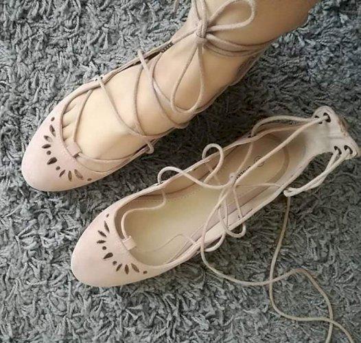 balerinke na vezanje