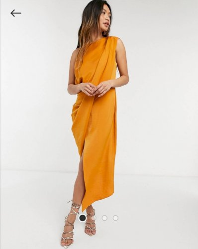 Asos design haljina