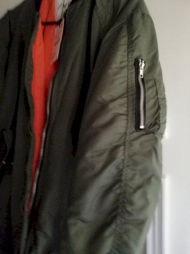 Zara bomber duža jakna Novo
