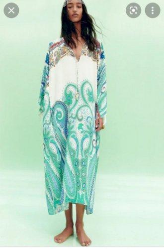 Like Zara Kaftan dress