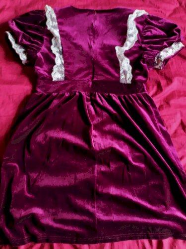 cottagecore haljina