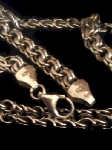 Srebrna ogrlica 925