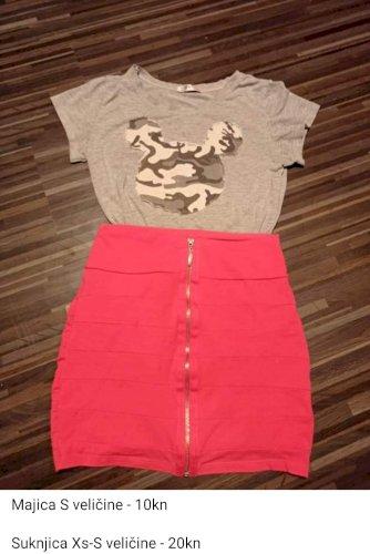 Majica i suknjica