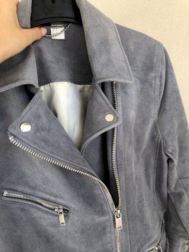 HM jakna od umjetne brušene kože