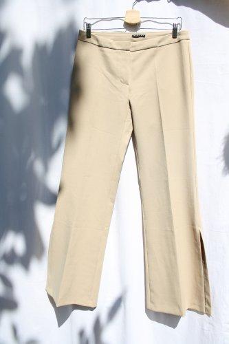 SISLEY hlače na zvono