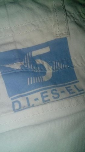 original DIESEL nove muske cargo hlace