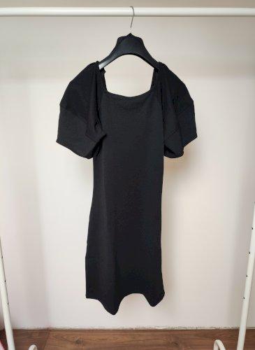 Zara haljina s puf rukavima
