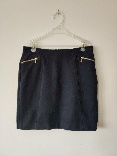 Esprit deblja tamno plava suknja