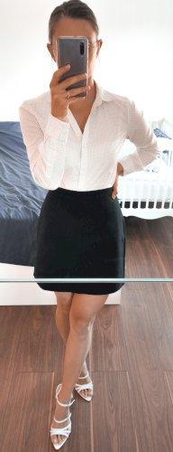Zara poslovna crna suknja
