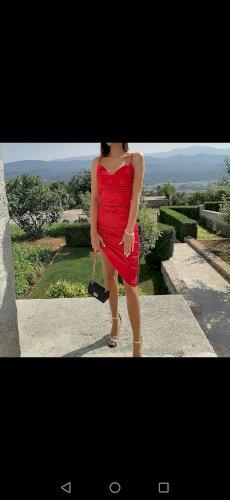 Svečana satenska haljina