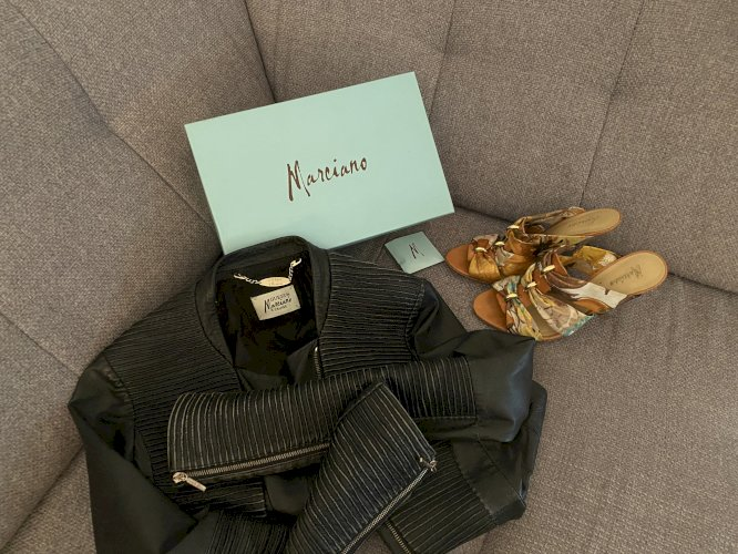 GUESS by Marciano kožna jaknagratis štikle