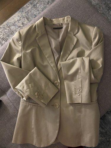 SISLEY casual odijelo bež