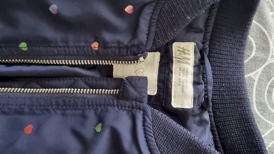 Bombe jakna za djevojčice