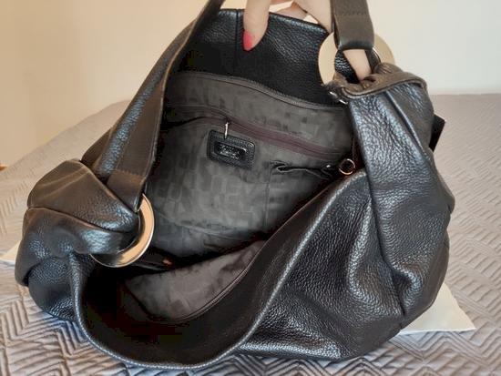 Furla original smeđa kožna torba
