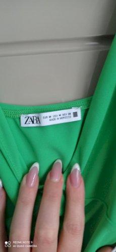 Zara zelena haljina  M