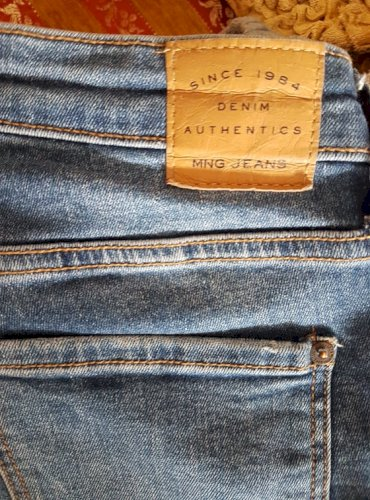 Mango Jeans traperice