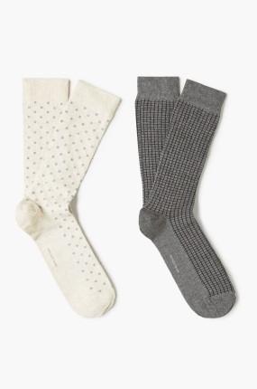 Mango Man - Ponožky Scopa (2-pak)
