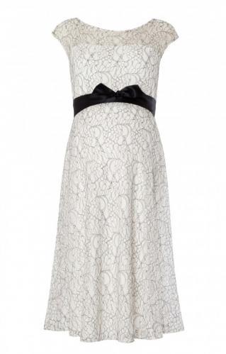 d9982dfa7219 Tiffany Rose Daisy tehotenské šaty krátke