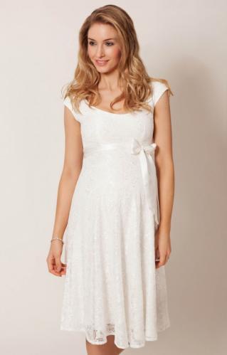 24fd194907b4 Tiffany Rose Eliza tehotenské šaty na svadbu krátke