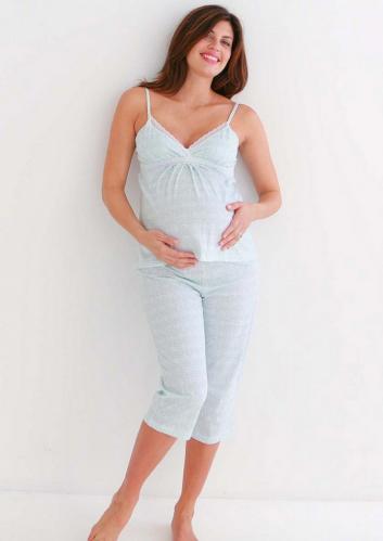 44df802591b6 Belabumbum Lacey tehotenské pyžamo aj na dojčenie