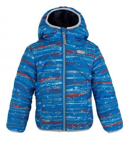cdfe65626a56 G-mini Chlapčenská bunda Goran - modrá