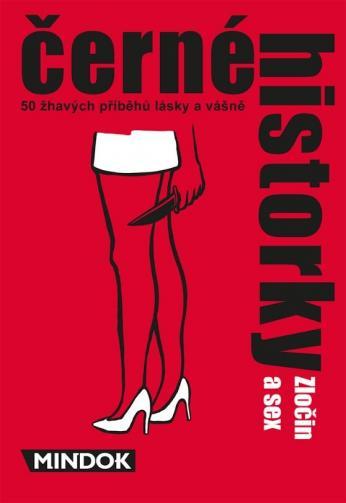 Mindok Čierne historky: Zločin a sex