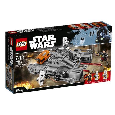 LEGO® Star Wars ™ 75152 Imperial Assault Hovertank ™ (Útočný vznášajúci sa tank Impéria)