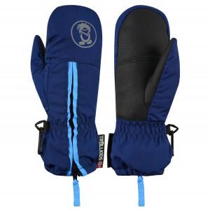 8a7c58616 Trollkids Detské rukavice Mitten - modré