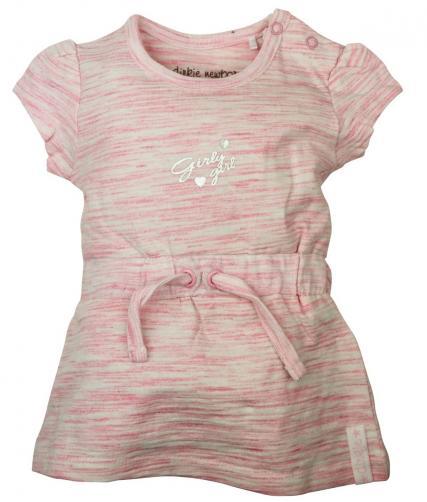 16efce414a73 Dirkje Dievčenské šaty Girl - ružové