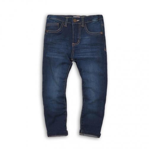 Minoti Chlapčenské džínsové nohavice Skinny Port - modré