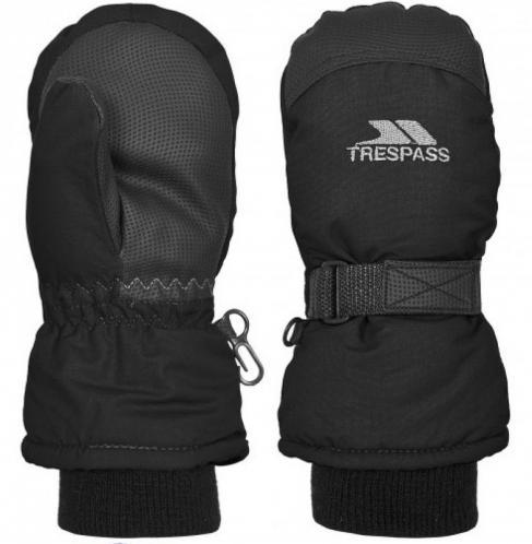 2bb805fc2 Trespass Detské rukavice Coway II - čierne