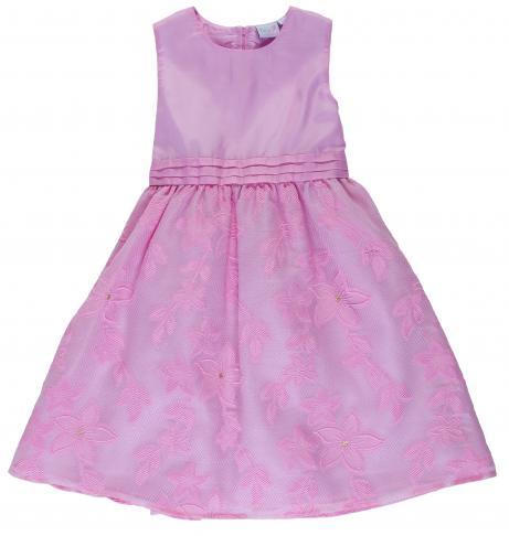 87e4664a02b3 Topo Dievčenské spoločenské šaty - ružové