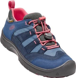 Keen Dievčenské outdoorové topánky Hikeport WP - modré