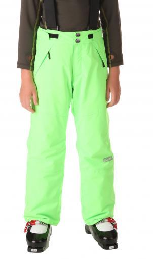 Nordblanc Chlapčenské lyžiarske nohavice Sane - zelené