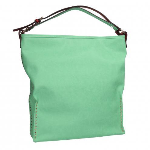 Dámska zelená kabelka