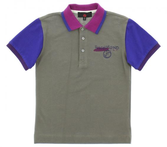 Polo tričko detské John Richmond