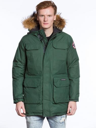 Jack Williams Pánska zimná bunda JW0056MJ_GREEN