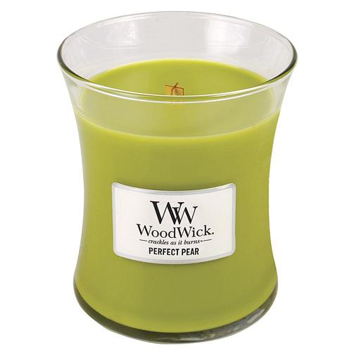 WoodWick Sviečka oválna váza Woodwick Hruška 591674
