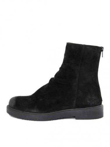 4bceda061a8 Cristin Dámske členkové topánky EVELIN61 CAM NERO