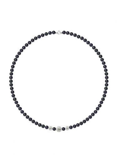 Ateliers Saint Germain Dámsky náhrdelník CAG 5-3CRW6-8-BL