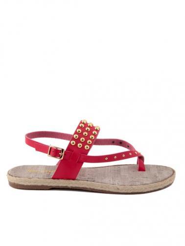 Mine Vaganti Dámske sandále 8932_SHOCKING-ROSSO