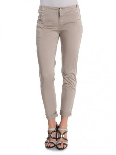 f6ef501bf La Belle Parisienne Dámske nohavice pantalon marilou_beige