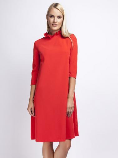 Naoko Dámske šaty AT80_RED